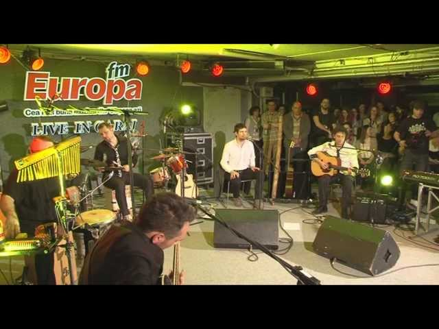 Vama Acoustic - Post iubire LIVE in Garajul Europa FM