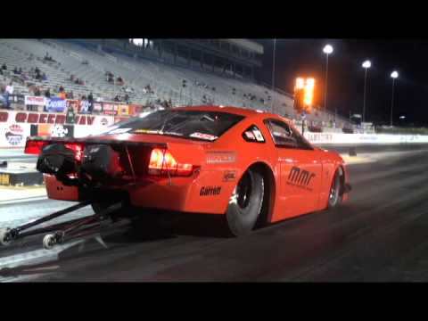 MMR Pro Mod Mustang - World Record Holder For Fastest Modular engine ever!