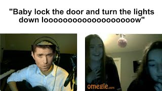 Hitting that Josh Turner Note... | Omegle Singing #3!