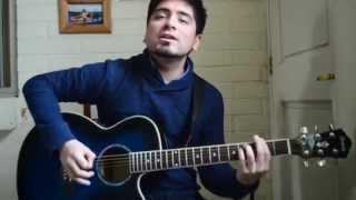 Trátame suavemente - Soda Stereo Cover (Guitarra electroacústica y voz)