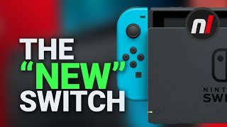 Nintendo Announces a New Nintendo Switch With Better Battery Life