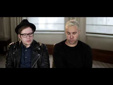 """Fall Out Boy: """"If we run out of ideas, we'll quit"""""""