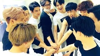 ARE EXO MEMBERS FRIENDS?