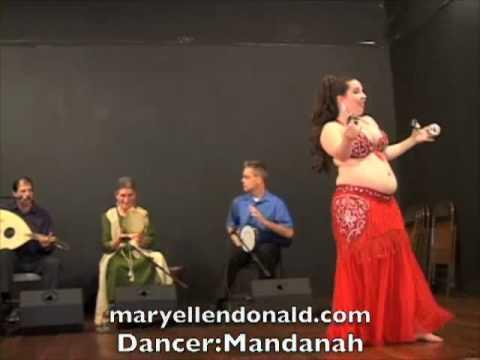 Mandanah's Arabian Passion Bellydance