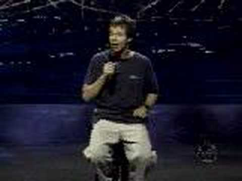 Dana Carvey impersonating James Stewart Video