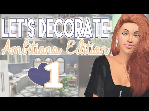 Let's Decorate | Ambitions Starter Home Revamp #1