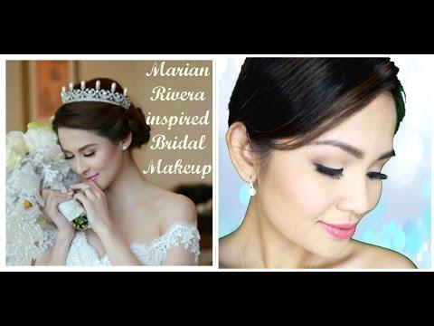 Marian Rivera Bridal Makeup | Tutorial