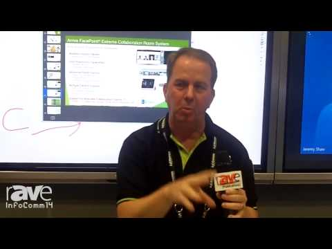 InfoComm 2014: Arrive Systems Presents the Facepoint Collaboration Platform