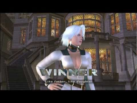 Dead or Alive 3: Story Mode as Christie
