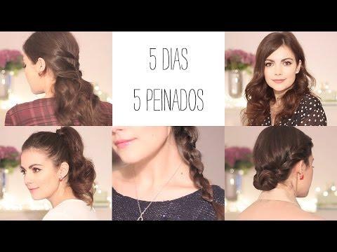 5 peinados fáciles para todos los días II: De lunes a viernes para ir a clase o al trabajo