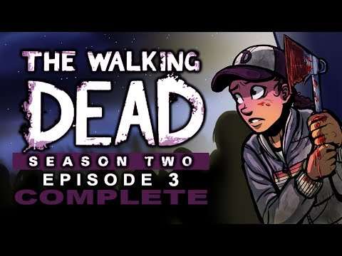Cry Plays: The Walking Dead [S2] [Ep3] [Complete]