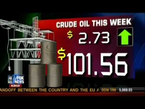 Iran oil threats to hurt economy - $5 gas?