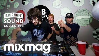 Mat Zo & The M Machine (Mad Zoo Takeover) - In The Lab LA