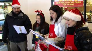 Bemis Company Red Kettle Ringers - Match Day 2013