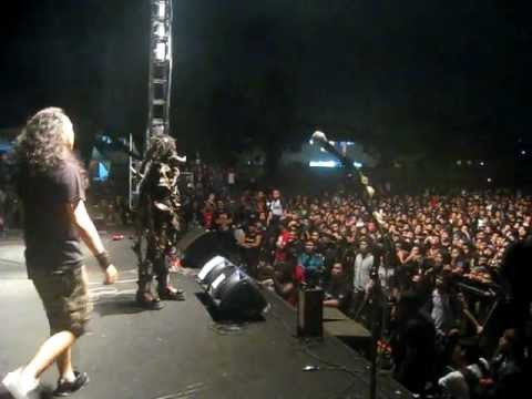 Dajjal - Tanah Live At Back To Underground 2 Bandung (23 Oct 2011) video