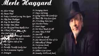 Merle Haggard Greatest Hits _  Merle Haggard Best Songs HD HQ Mp3