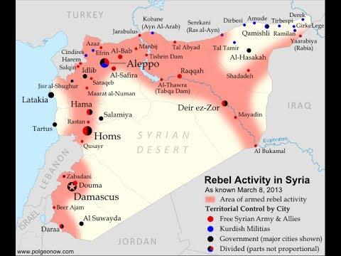 Syria Radio Interview