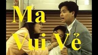 Ma Vui Vẻ  -  The Happy Ghost  - Phim hài Hàn Quốc 1984