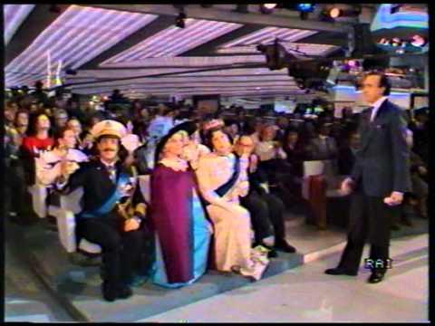 Il Trio Marchesini Solenghi Lopez La Famiglia Reale Inglese – 1986
