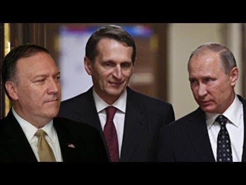Тайные гонцы Путина