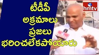 YSRCP Leader K Parthasarathy face to Face over His Victory | hmtv