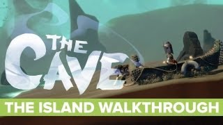 The Cave Island Walkthrough - The Island - Hermit and The Boat