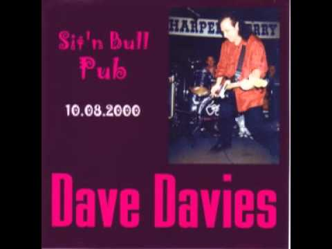 Dave Davies: Some enchanted evening -live-