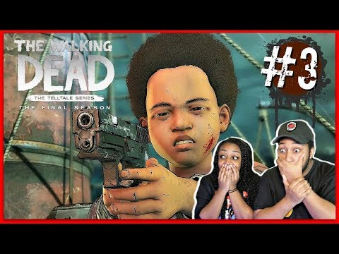 THIS IS CRAZY!! | The Walking Dead: The Final Season Episode 3 Gameplay!!!