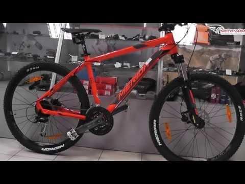 Обзор велосипеда Merida Matts 6.100 2015
