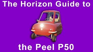 The Horizon Guide to the Peel P50 (25k Special)