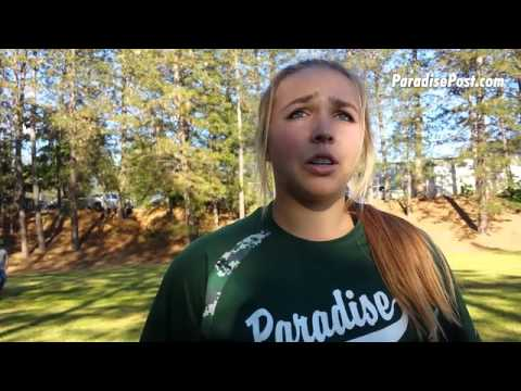 VIDEO: bobcats #softball ace Savannah Berkowitz on carrying the load the rest of #2016 @jojokellyxo