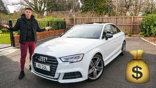 How Much Does My 2018 AUDI S3 Cost To Run?