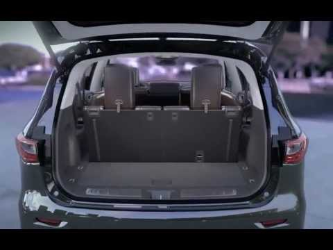 2013 Infiniti JX, обзор багажника