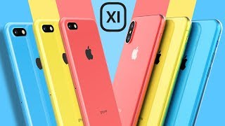iPhone 11 Colors Leak, 3D iOS 12 Makeover & Latest Rumors!
