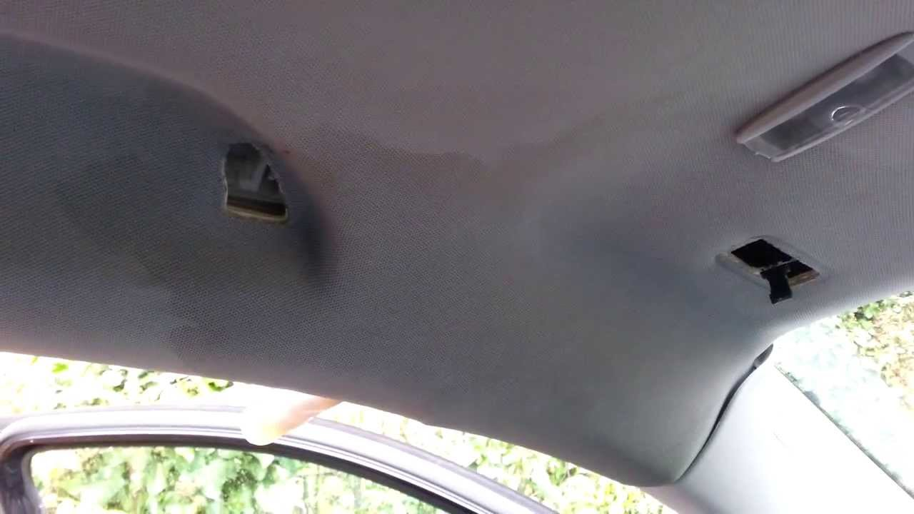 How To A Fix Leaking Panoramic Sunroof On Vw Tiguan