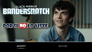 Por si no lo viste: Black Mirror Bandersnatch