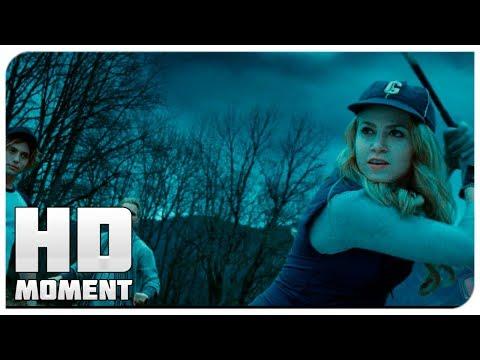 Каллены играют в бейсбол - Сумерки (2008) - Момент из фильма