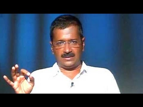 'I may have faults but our intent is correct': Arvind Kejriwal to NDTV
