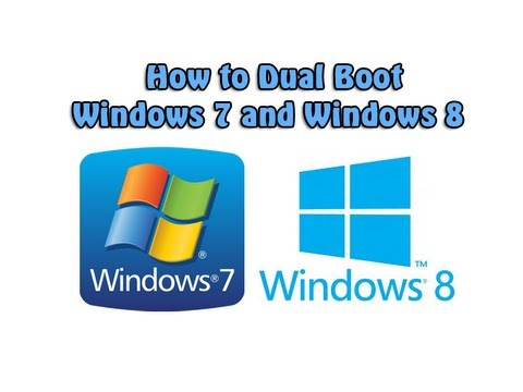 How to Dual Boot Windows 7 and Windows 8 by Britec