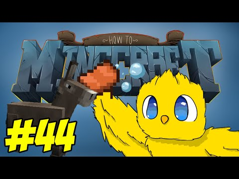 Minecraft: How To Minecraft Ep. 44 DONKEY!