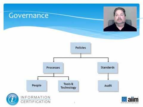 Organzational Readiness, Governance and User Support