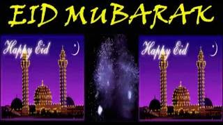 Happy Eid 2016- Eid Mubarak wishes, Eid Greetings, Eid Ul Fitr E-card, Eid Whatsapp Video 7