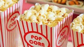 World Record Popcorn Toss