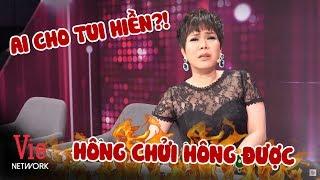 """Cả showbiz không để yên cho Việt Hương được """"hiền"""""""