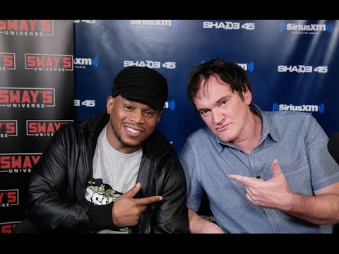 Quentin Tarantino Fires Back About Black Lives Matter and Police Protests  on Sway in the Morning