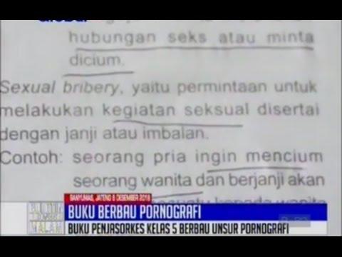 Dianggap Mengandung Pornografi, Buku Pelajaran Penjasorkes SD Ditarik Pihak Sekolah - BIM 06/12