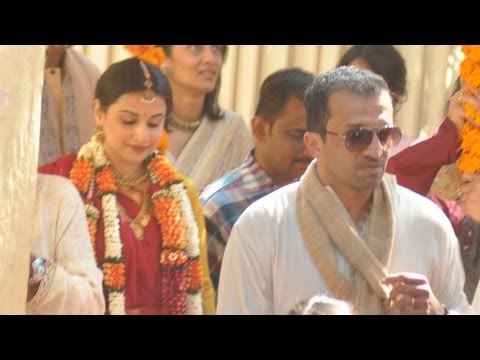 EXCLUSIVE: Inside Look Into Vidya Balan's Wedding With Siddharth Roy Kapur