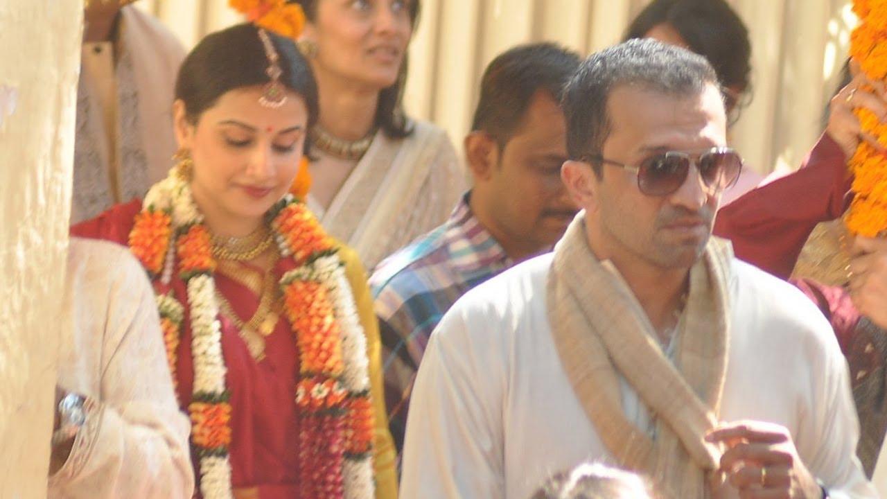 Into Vidya Balan s Wed...