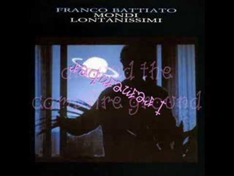 Franco Battiato - Chan-son Egocentrique