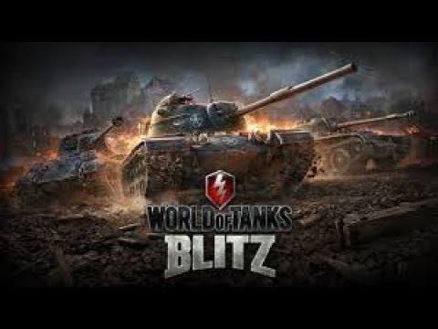 Wot blitz обнова 4.5  гляним Северная Америка